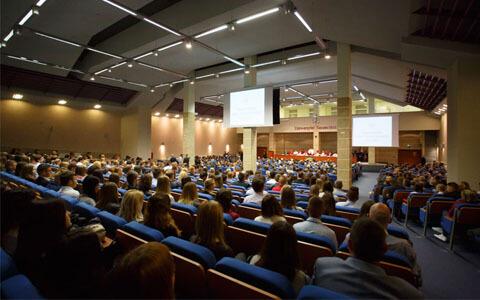 Relacja LIVE z uroczystości nadania tytułu Doktora Honoris Causa prof. zw. dr. hab. Zbyszko Melosikowi