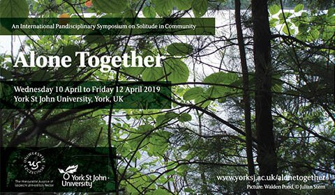 "Konferencja ""Alone together"" w York'u z patronatem Rektora"