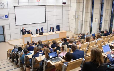 Międzynarodowa konferencja VIII Baltic Health Forum