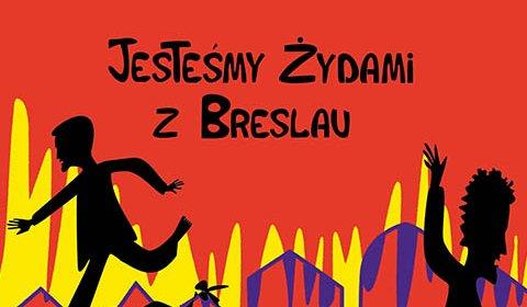 """Projekcja filmu """"Jesteśmy Żydami z Breslau"""""""