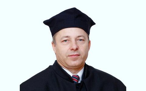 dr hab. Jacek Batóg, prof. US
