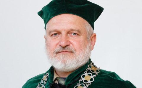 dr hab. Andrzej Zawal, prof. US
