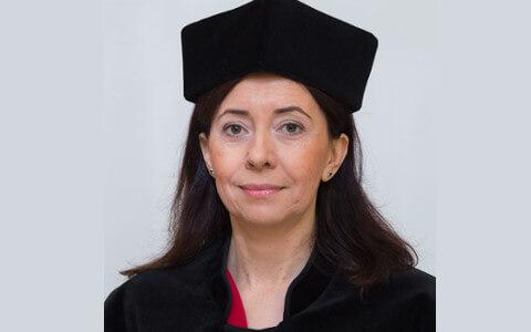 dr hab. Małgorzata Ofiarska, prof. US
