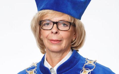 dr hab. Urszula Chęcińska, prof. US