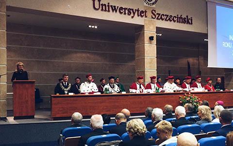 Relacja z Inauguracji Roku Akademickiego 2018/2019
