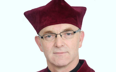 ks. dr hab. Henryk Wejman, prof. US