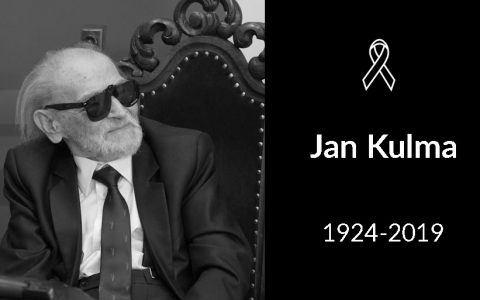 Zmarł Jan Kulma
