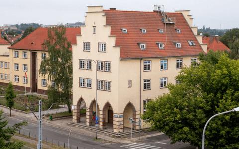 Ogłoszenie dot. sprzedaży nieruchomości przy ul. Mickiewicza