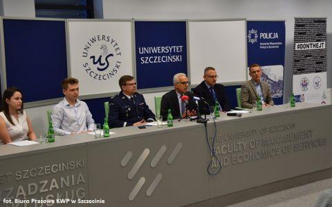 Wspólny projekt US i KWP w Szczecinie