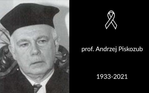 Zmarł prof. Andrzej Piskozub