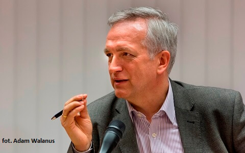 Uroczystość nadania tytułu doktora honoris causa Uniwersytetu Szczecińskiego Zbigniewowi Nosowskiemu