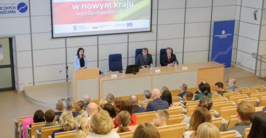 Kurs dla obywateli Ukrainy – rozpoczęcie trzeciej edycji