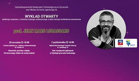 Prof. Jean Marc Lobaccaro w Szczecinie