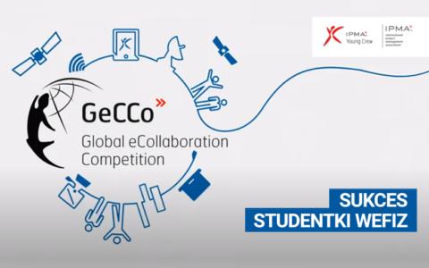 Sukces studentki Uniwersytetu Szczecińskiego w międzynarodowym konkursie GeCCo
