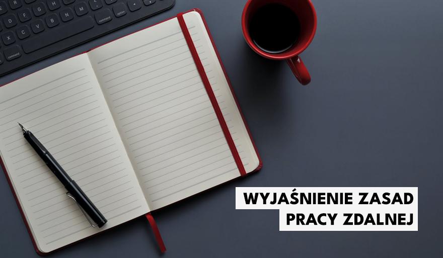Tryb pracy zdalnej na Uniwersytecie Szczecińskim – ZASADY