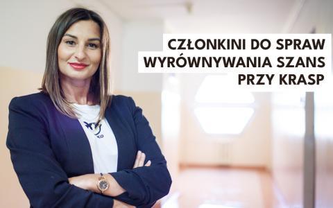 Justyna Markitoń członkinią Komisji ds. Wyrównywania Szans Edukacyjnych przy KRASP