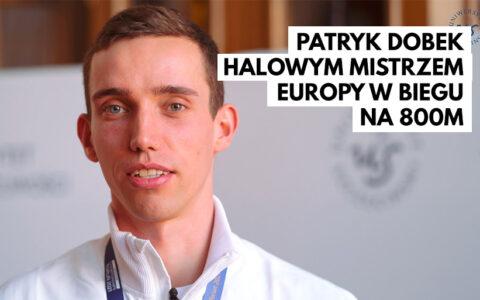 Spotkanie Rektora US z Mistrzem Europy