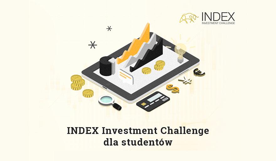 Ruszyła rejestracja do konkursu Index Investment Challenge – największej w Polsce gry inwestycyjnej dla studentów