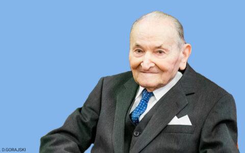 Jubileusz 95 urodzin prof. Kazimierza Sawickiego