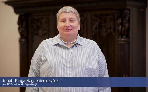 Zmiany w strukturach Uniwersytetu Szczecińskiego