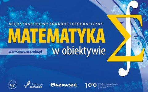 """Zwycięskie prace konkursu fotograficznego """"Matematyka w obiektywie""""- do obejrzenia w galerii Rektoratu US"""