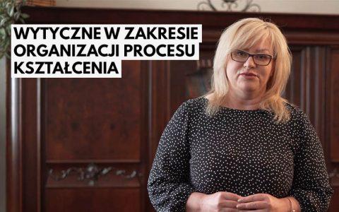 Wytyczne w zakresie organizacji procesu kształcenia w semestrze zimowym roku akademickiego 2020/2021