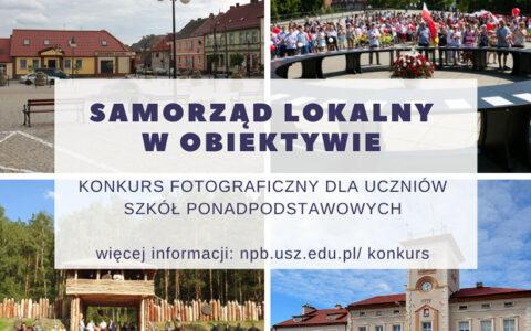 """Rozpoczął się konkurs fotograficzny """"Samorząd lokalny w obiektywie"""" współorganizowany przez Uniwersytet Szczeciński"""