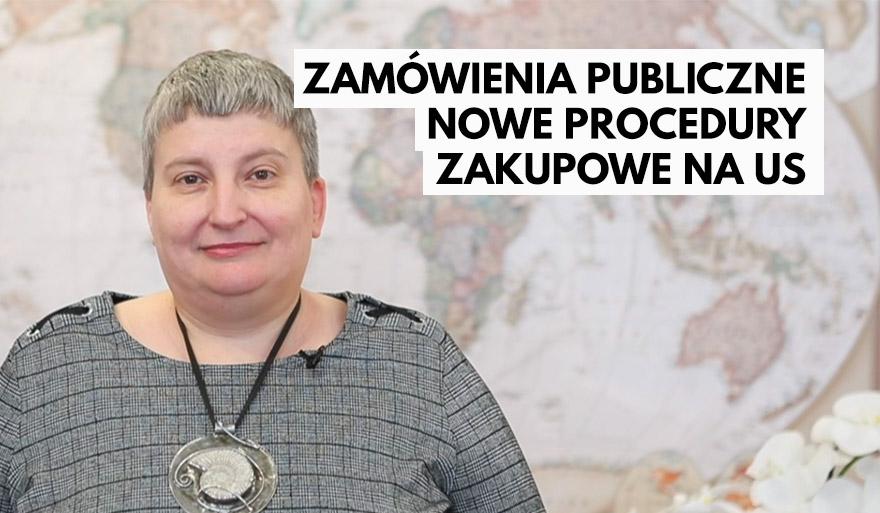 Zamówienia publiczne – nowe procedury zakupowe na Uniwersytecie Szczecińskim